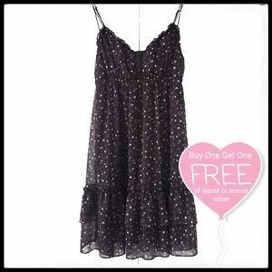 ⭐BOGO⭐ American Eagle Floral Ruffle Dress